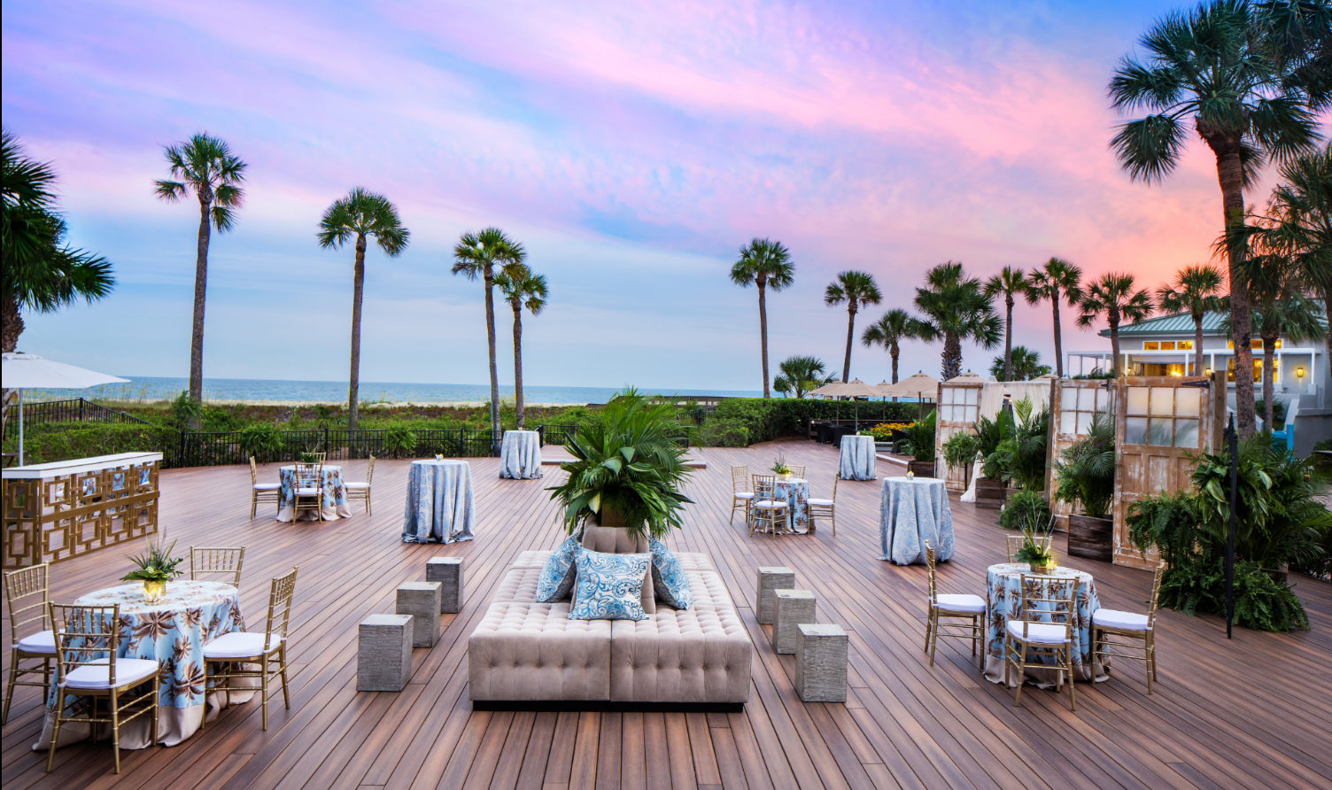 Grand Ocean Terrace Opening at The Westin Hilton Head Island Resort & Spa
