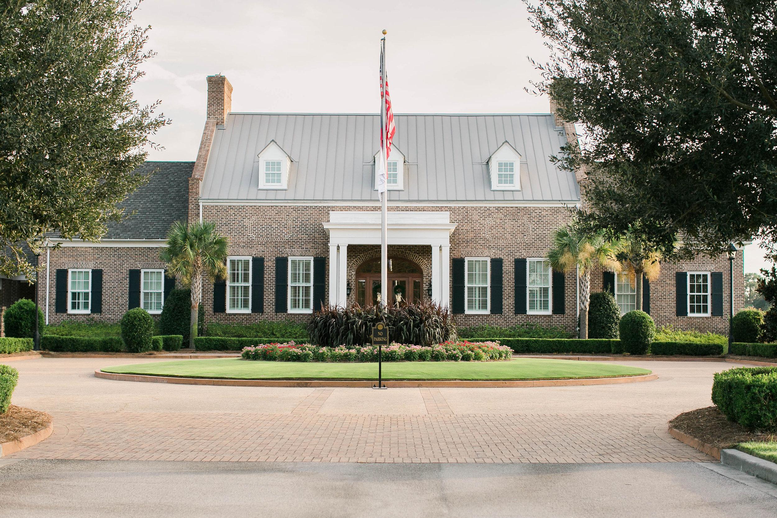 Savannah Golf Club in Savannah, Georgia