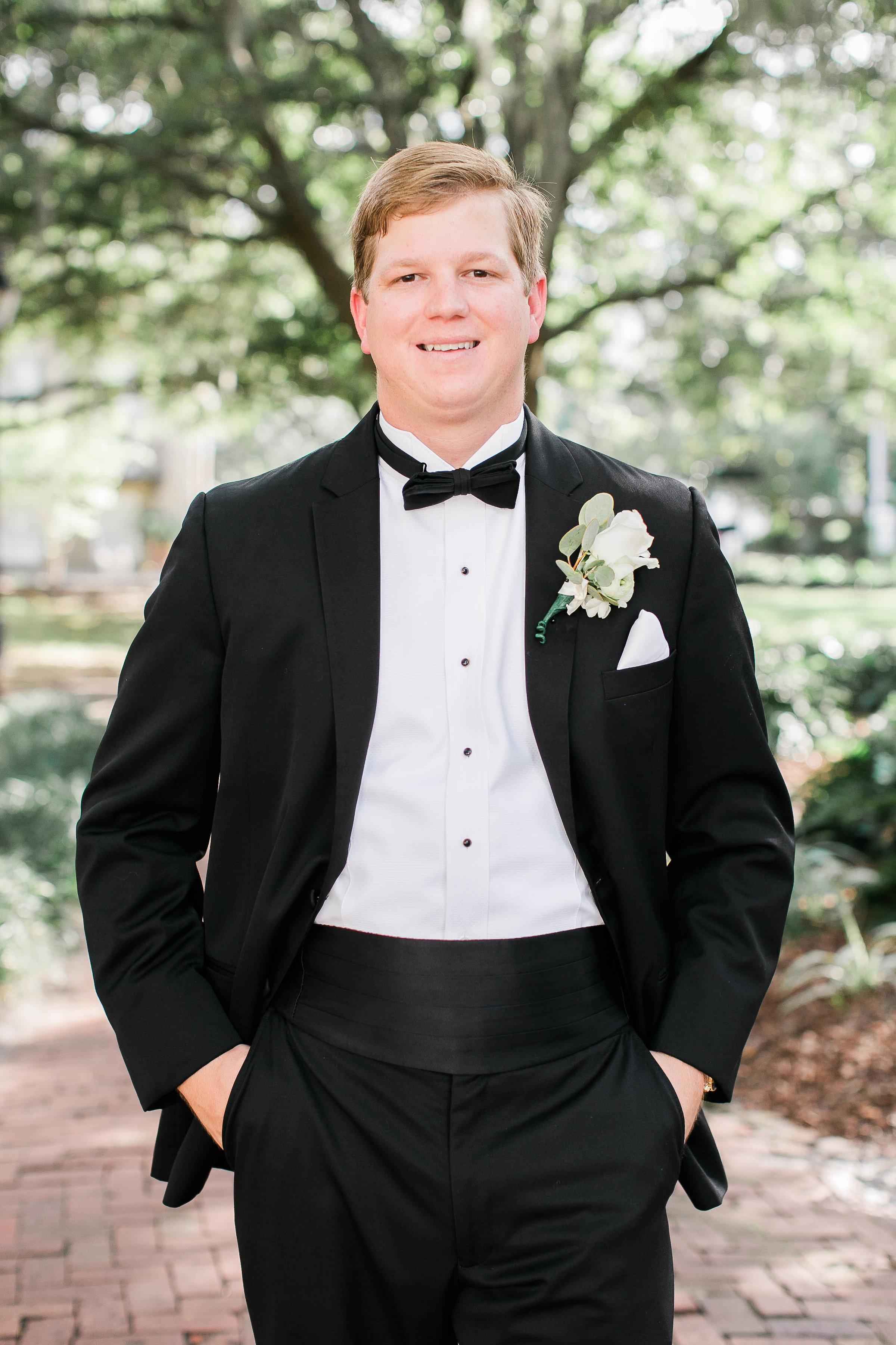Alex & Kate Hunt's Savannah, GA wedding by JB Marie Photography
