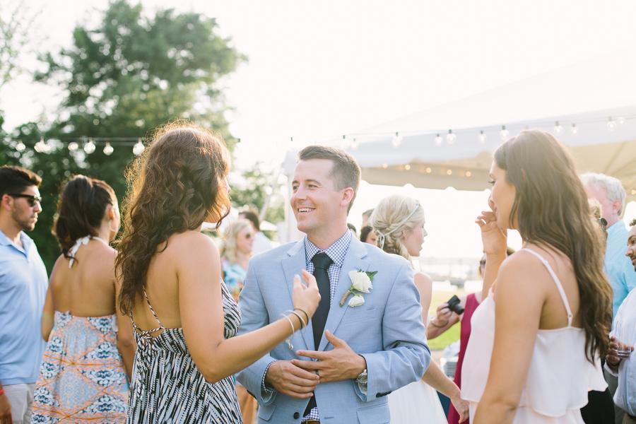 Stephanie & Clayton's Lowcountry wedding
