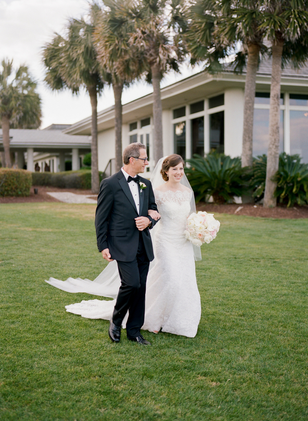 Myrtle Beach Wedding at The Dunes Golf & Beach Club by Gillian Claire Photography