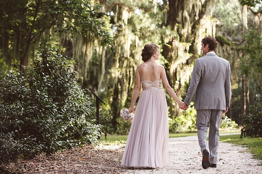 Honey Horn Plantation wedding