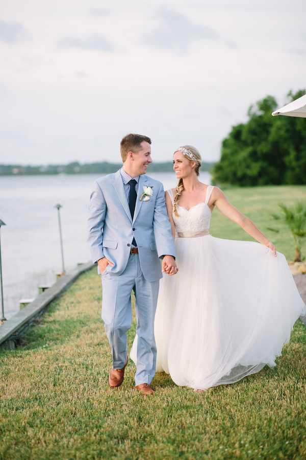 Pastel Summer wedding at The Island House by Riverland Studios