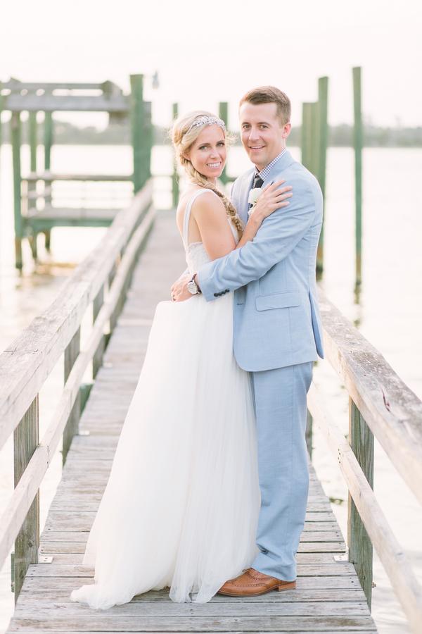 Stephanie & Clayton's Charleston wedding at The Island House by Riverland Studios