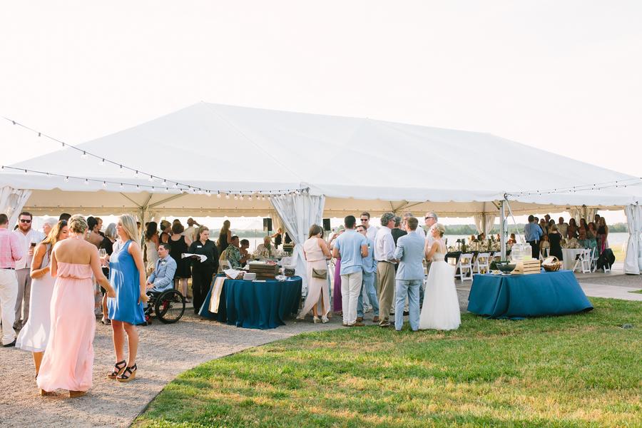 Lowcountry wedding