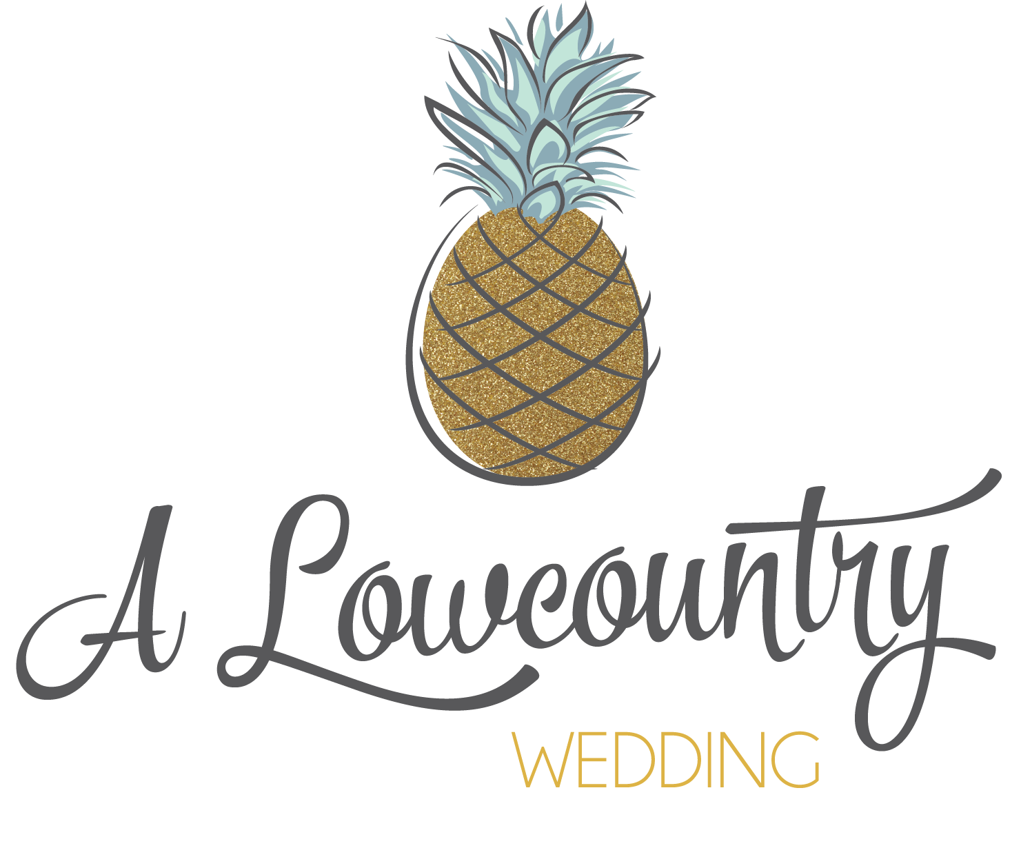 A Lowcountry Wedding Magazine logo
