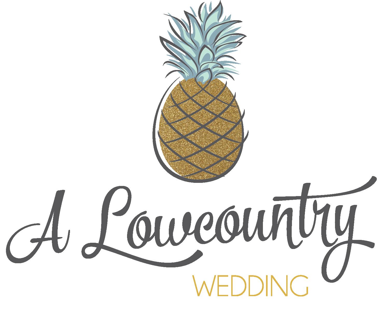 A Lowcountry Wedding Magazine logo