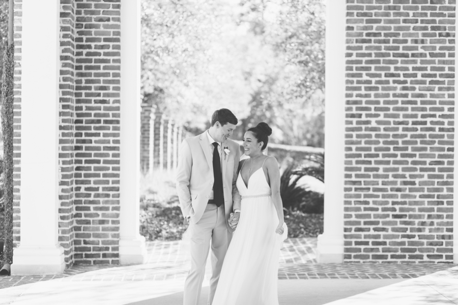 Berkeley Hall wedding by Hilton Head vendors Riverland Studios