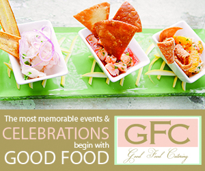Good Food Catering - Charleston wedding vendor