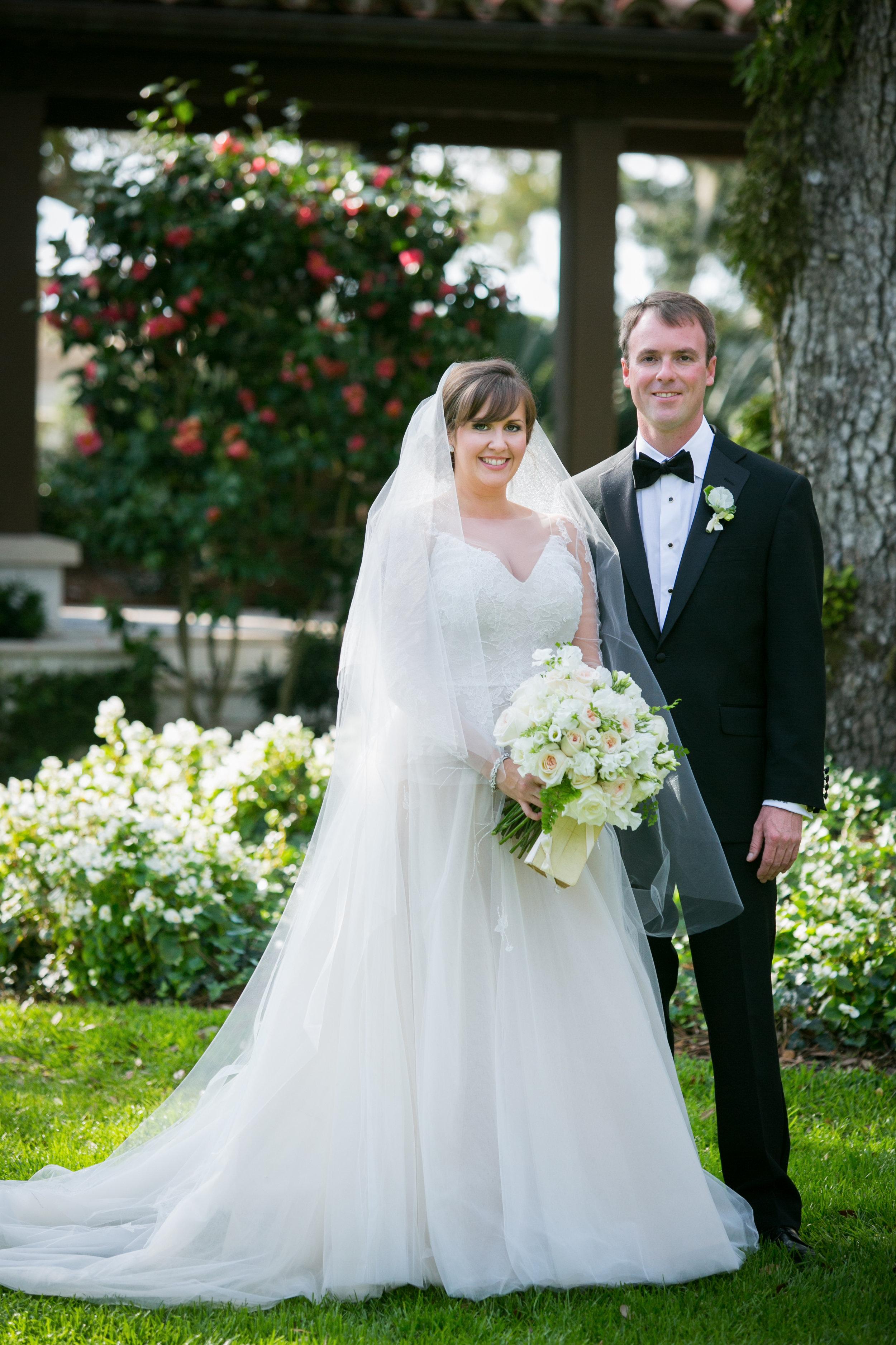 Sea Island wedding at The Cloister by Savannah, GA vendor Caroline Carter Events