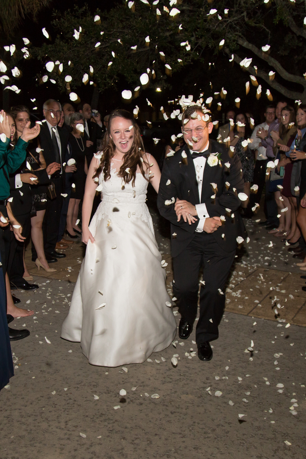 Wild Dunes Resort wedding by Charleston vendor Engaging Events