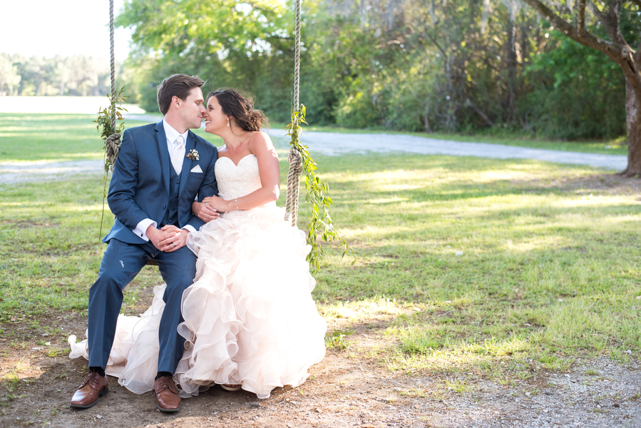 Wingate Plantation wedding in Charleston, SC by Lindsey Leigh Weddings