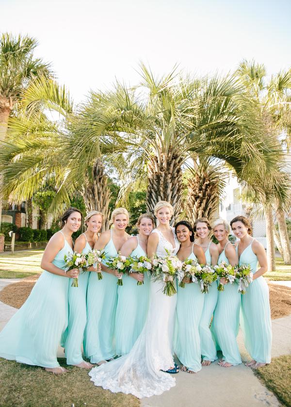 Wild Dunes Resort Wedding by Brandy Angel Photography