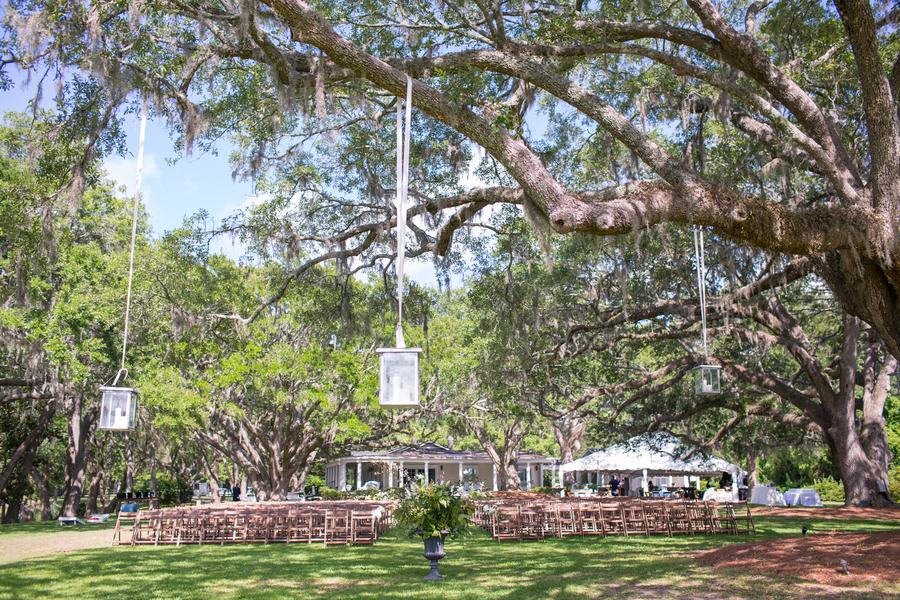 Oak Point Plantation wedding on Johns Island, SC