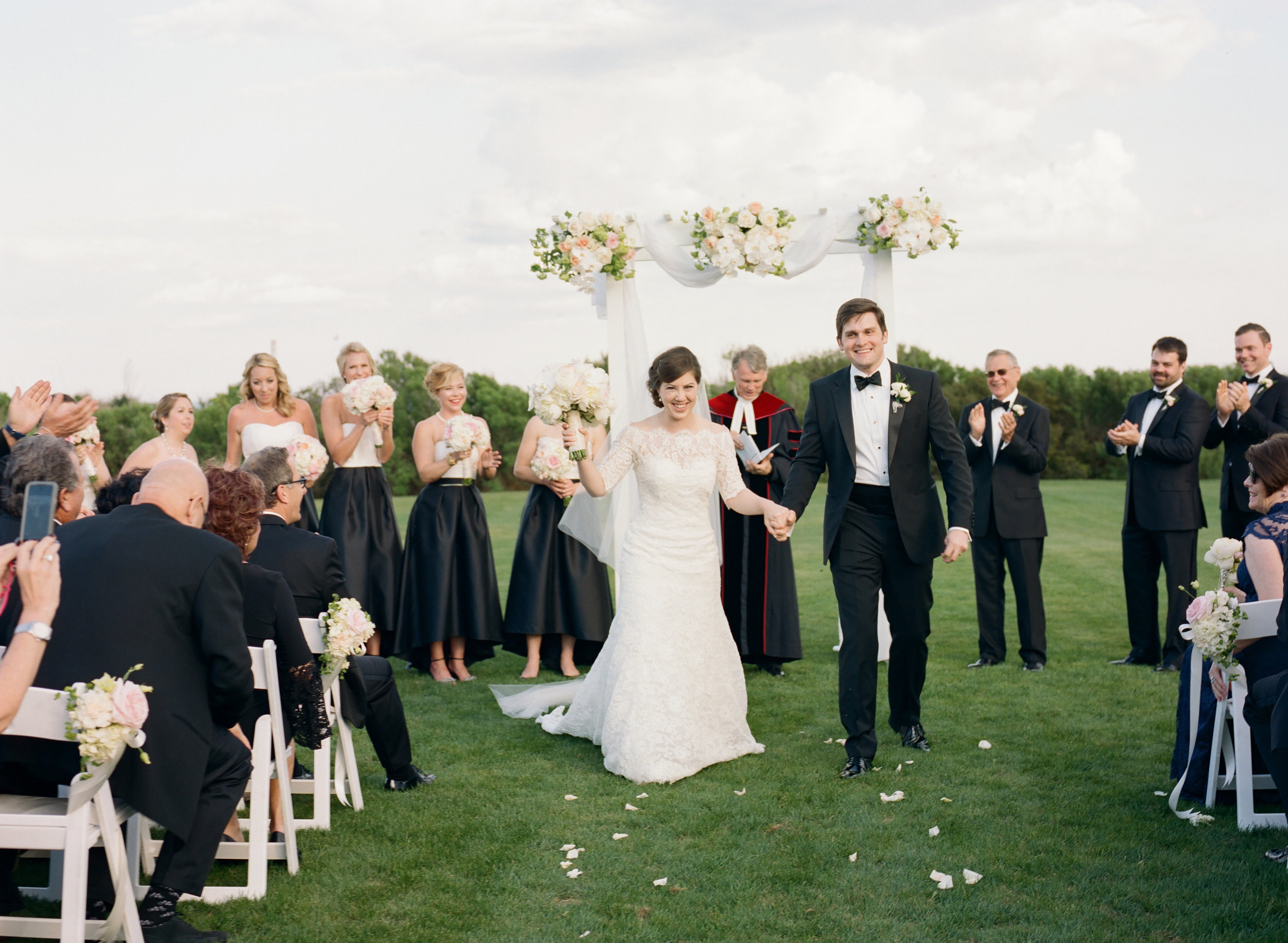 Thomas & Alanna - Dunes Golf & Beach Club Wedding