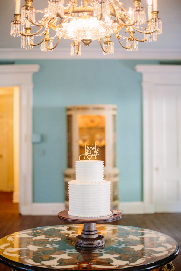 Summer wedding at The William Aiken House in Charleston, SC