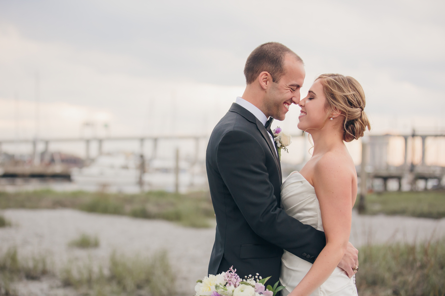 Historic Rice Mill Building Wedding by P