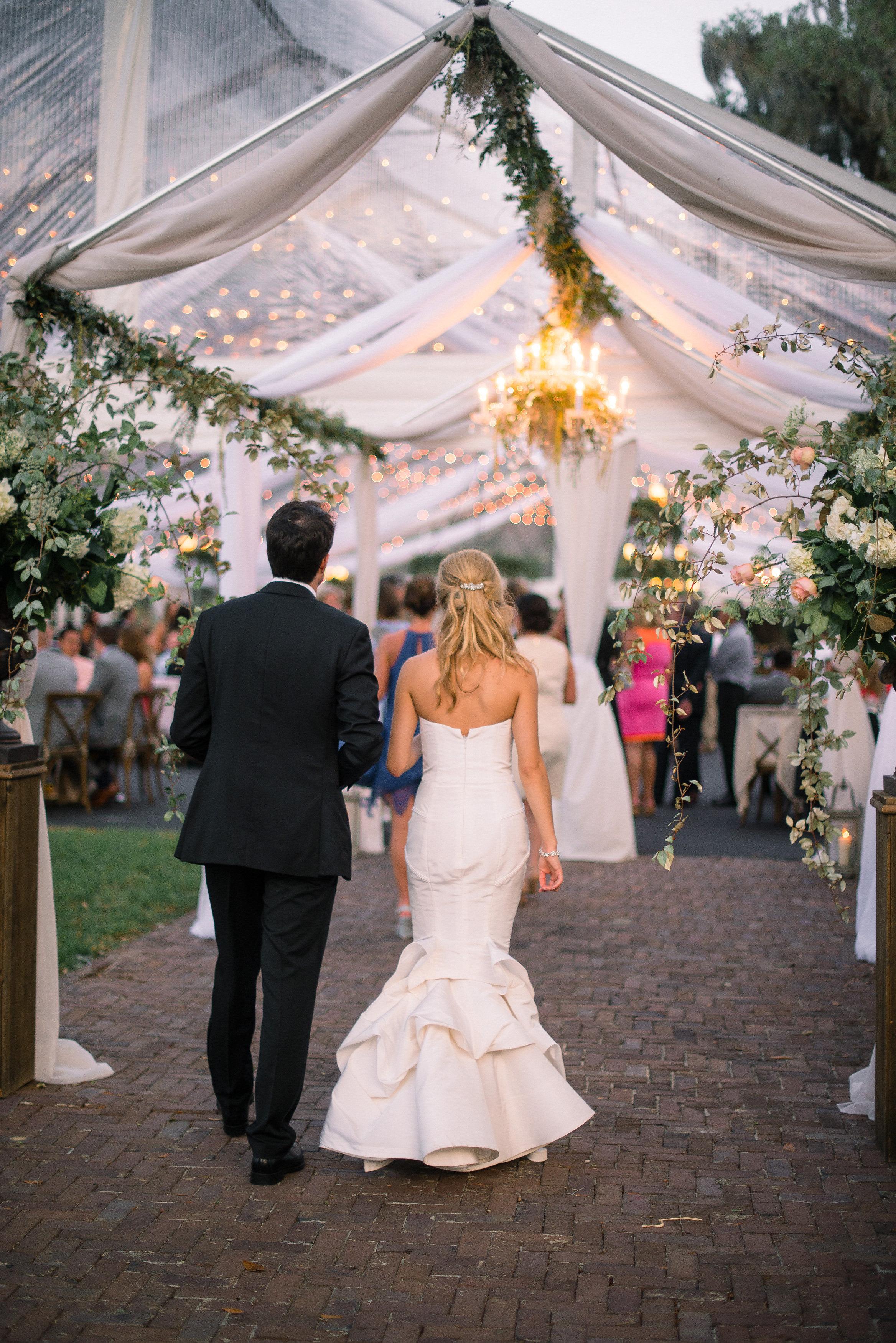 Ford Plantation wedding in Savannah, Georgia by Caroline Carter Events