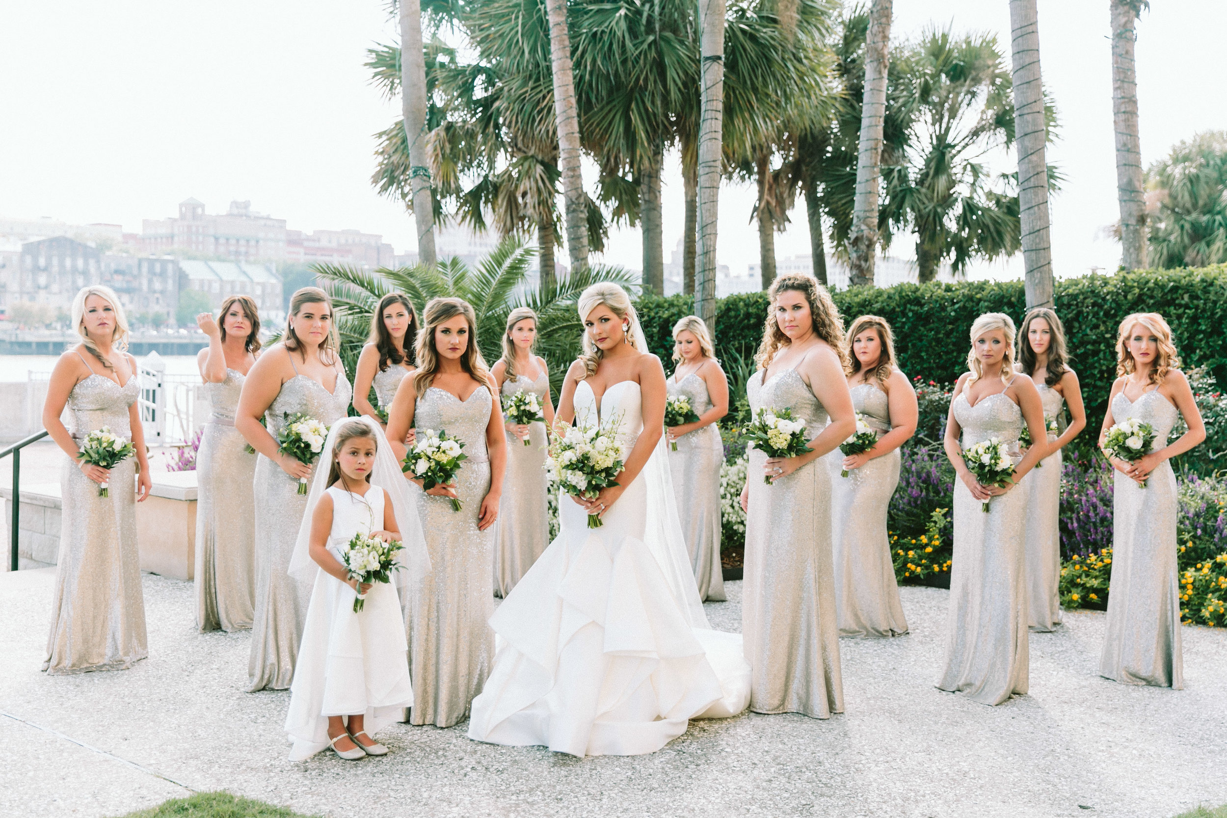brooke & brandon - Westin Savannah Harbor Golf Resort & Spa Wedding