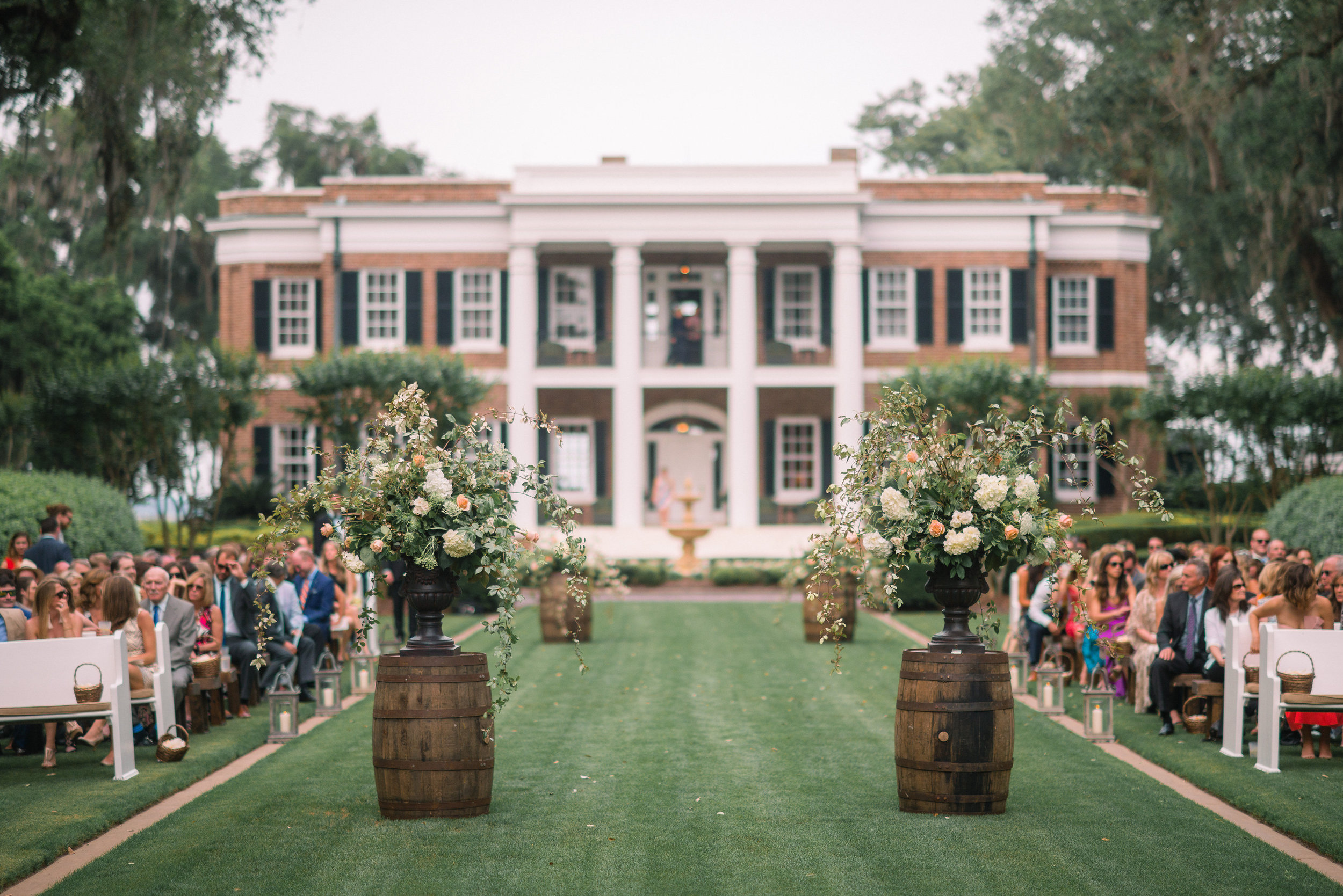 Sarah & Joe - Ford Plantation Wedding
