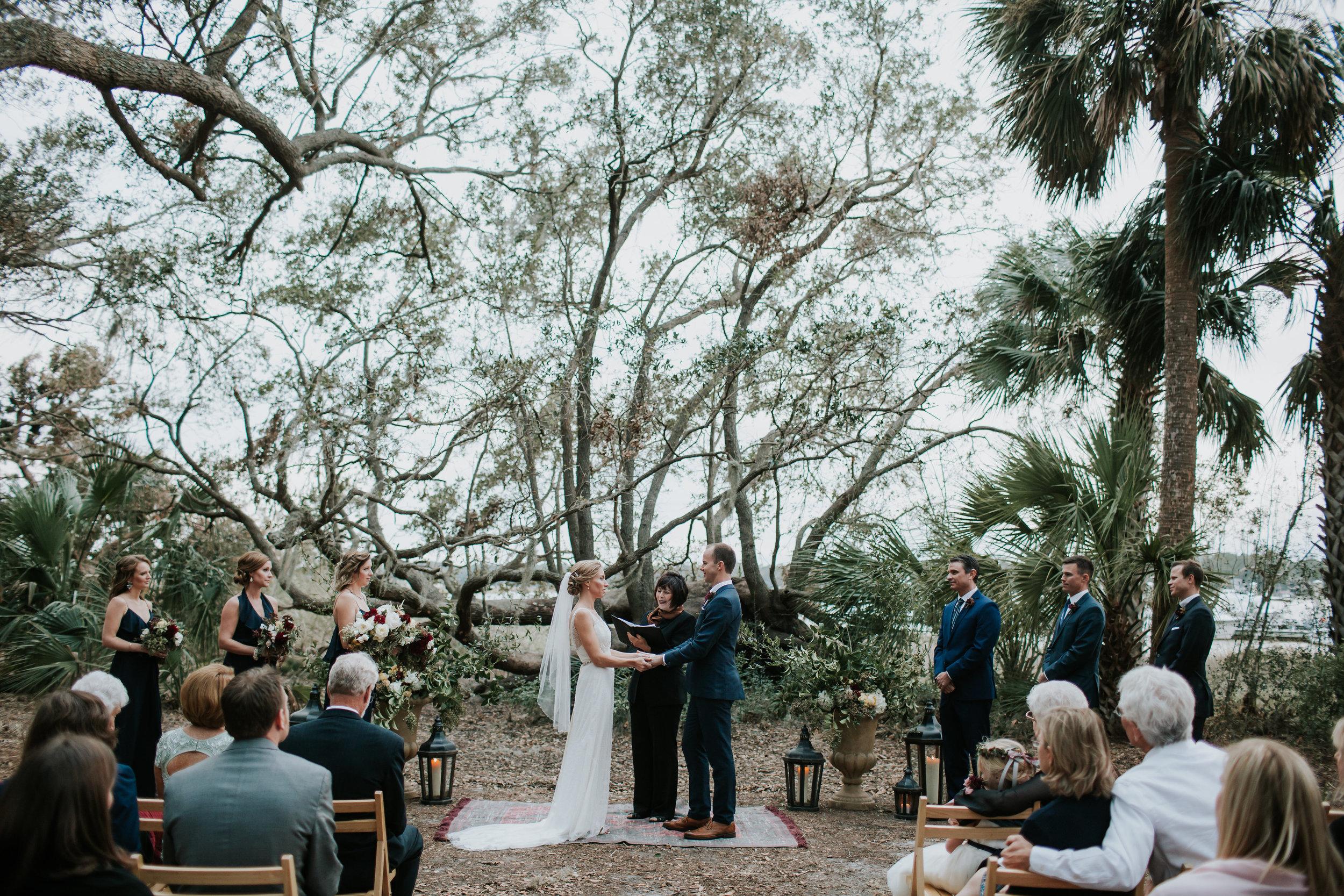 Jessica & Michael - Long Cove Club Wedding