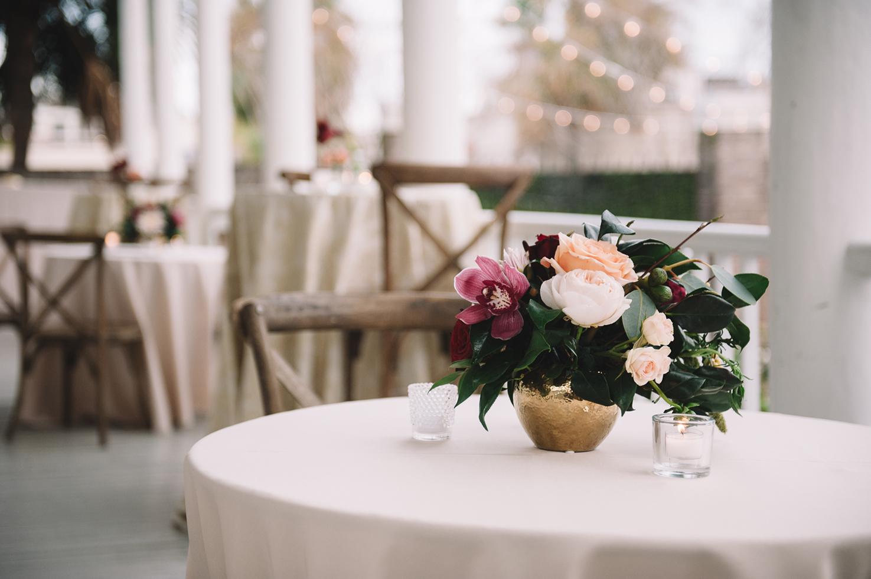 megan & aarjave - Gadsden House wedding