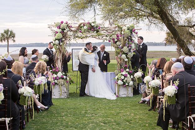 ALI & IAN - Ocean Course Wedding