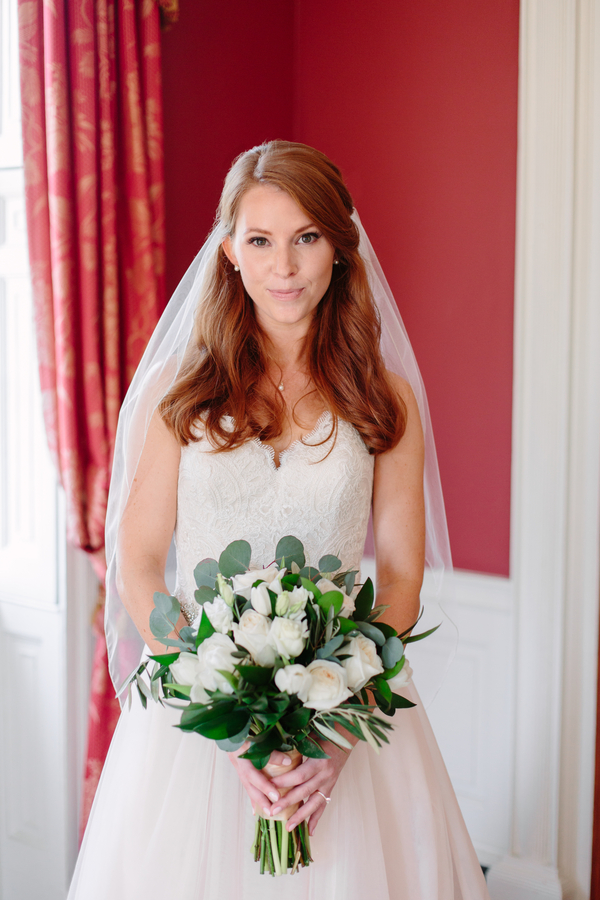 Charleston Bride at The William Aiken House