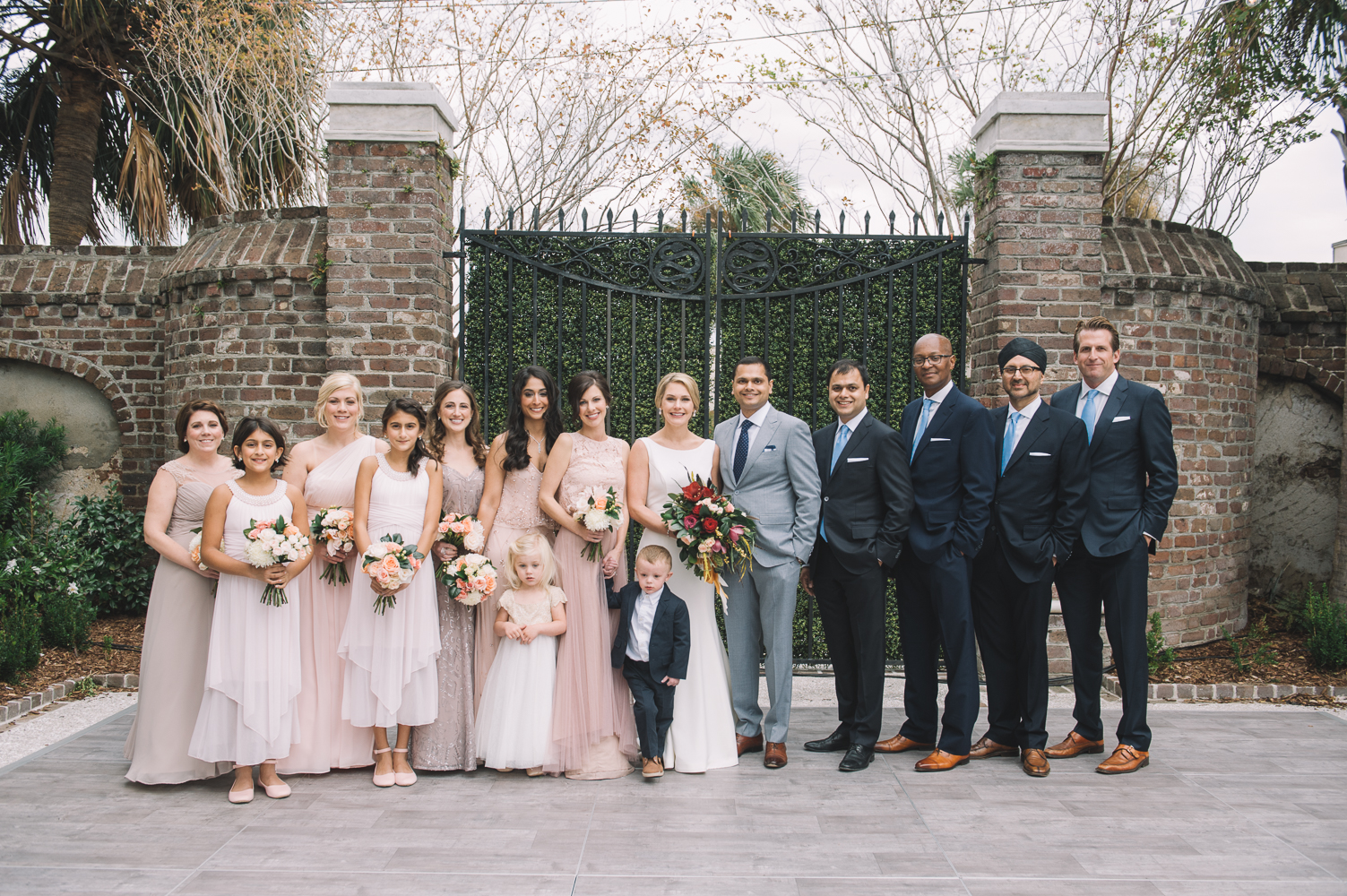Gadsden House wedding by Lizz Luckhart Designs