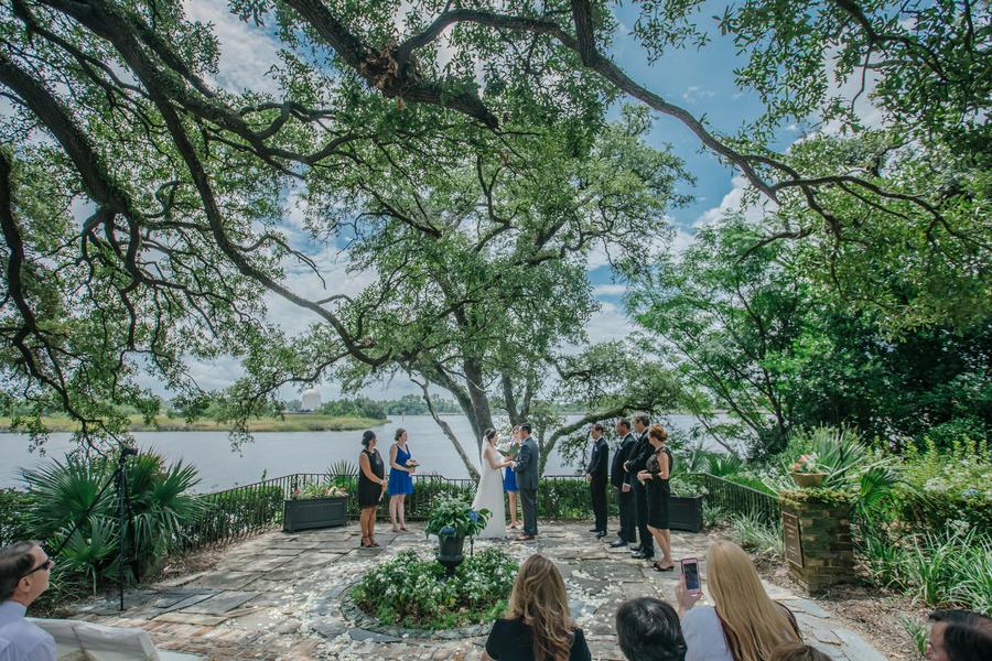Kaminski House Museum wedding in Myrtle Beach, South Carolina