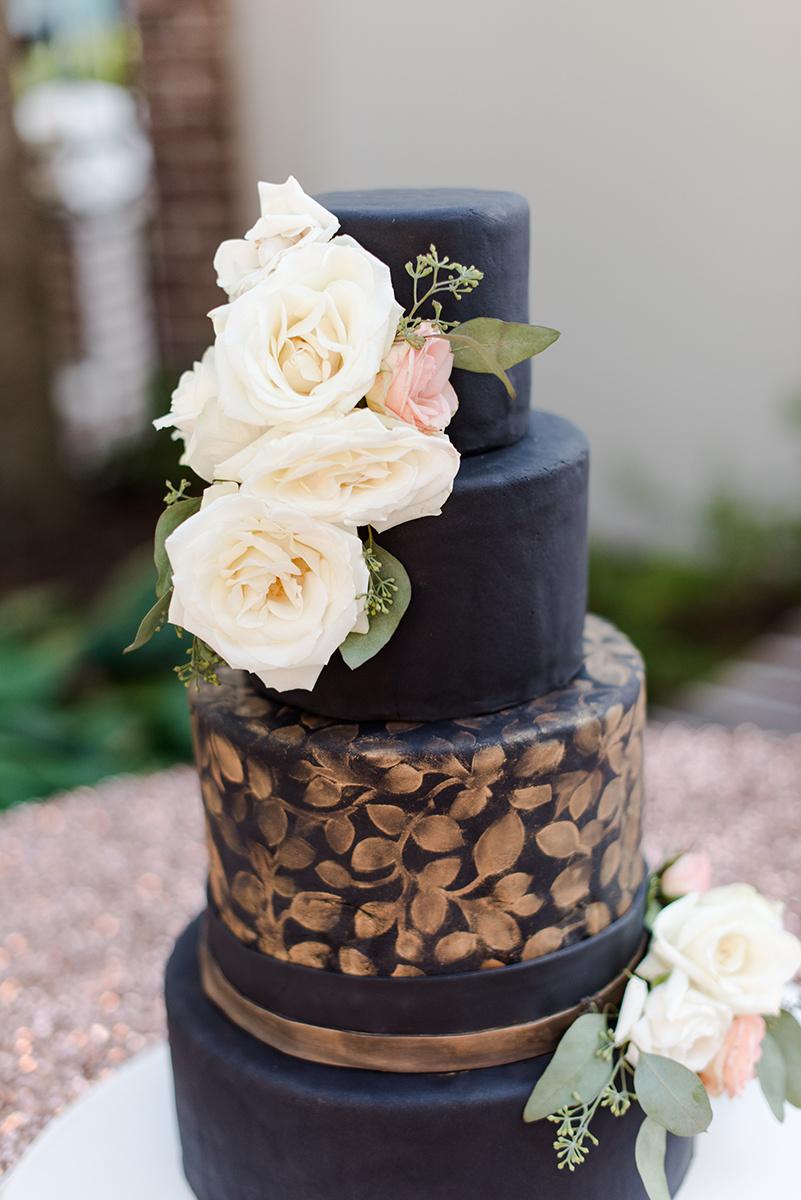Black Tie Gadsden House wedding inspiration by Candi Leonard Photography