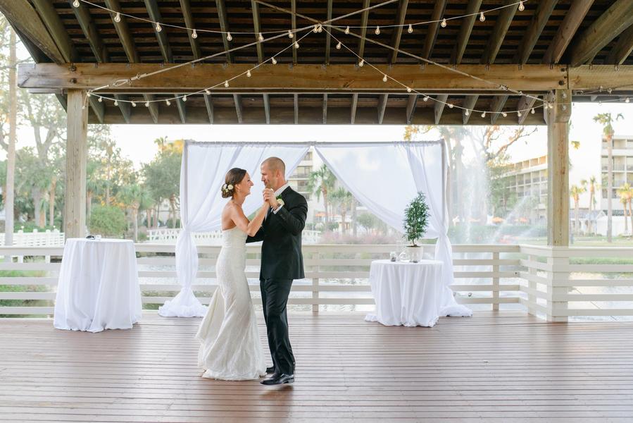 Sonesta Resort Hilton Head wedding by Priscilla Thomas Photography