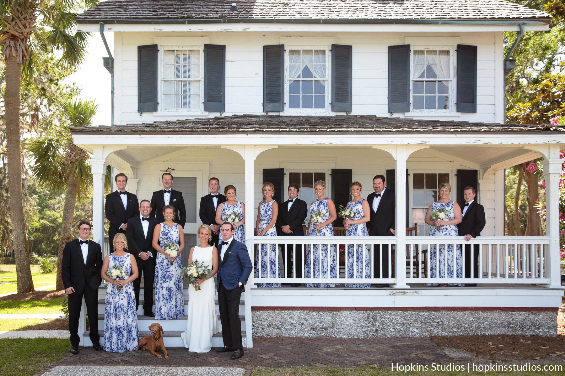 Haig Point Club on Daufuskie Island Wedding