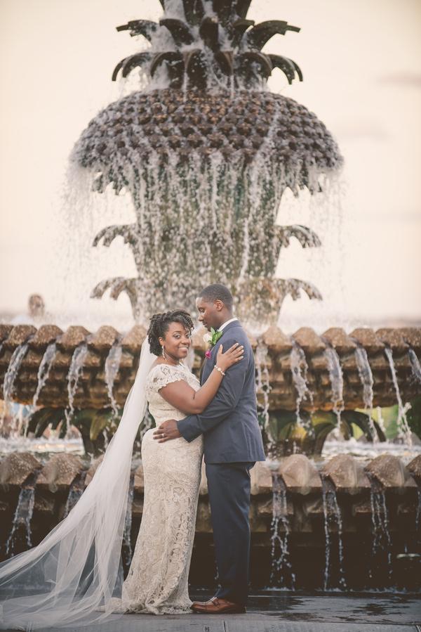 Charleston wedding at The Vendue by Blu Moose Photography