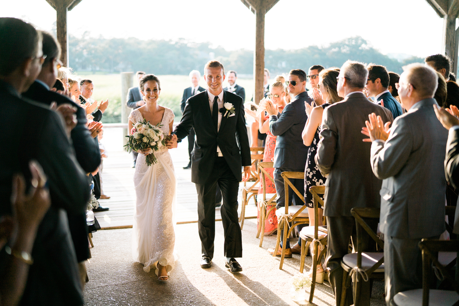 Boone Hall Plantation wedding in Charleston, SC by Philip Casey Photography