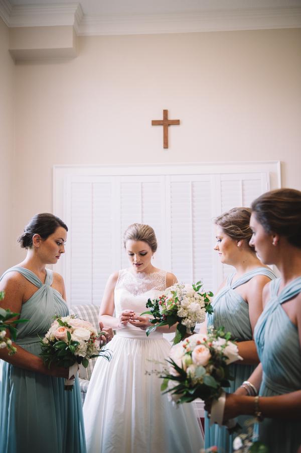 Myrtle Beach wedding at Wachesaw Plantation by Jennings King Photography