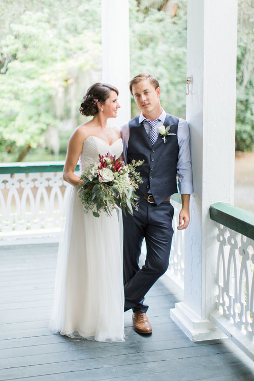 Hilton Head wedding at Richfield Plantation in Yemassee, South Carolina by Devon Donnahoo Photography