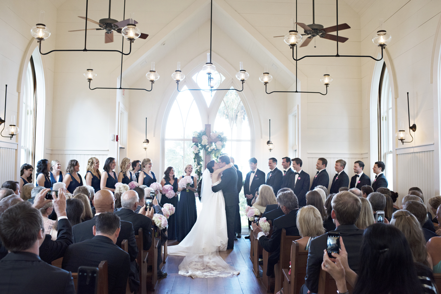 Hilton Head wedding at Montage Palmetto Bluff by Donna Von Bruening