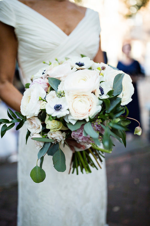 Winter Charleston wedding at The Gibbes Museum by Andrew Cebulka