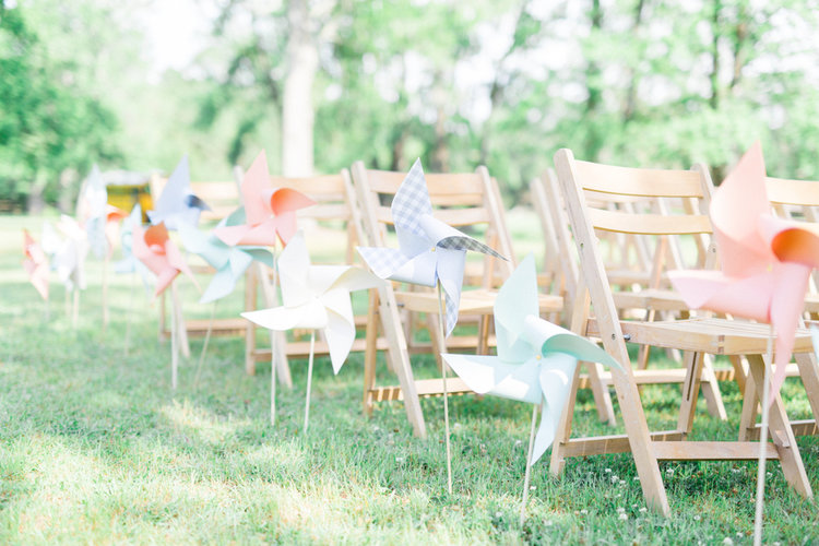Pinwheel Charleston wedding at Old Wide Awake Plantation by Catherine Ann Photography