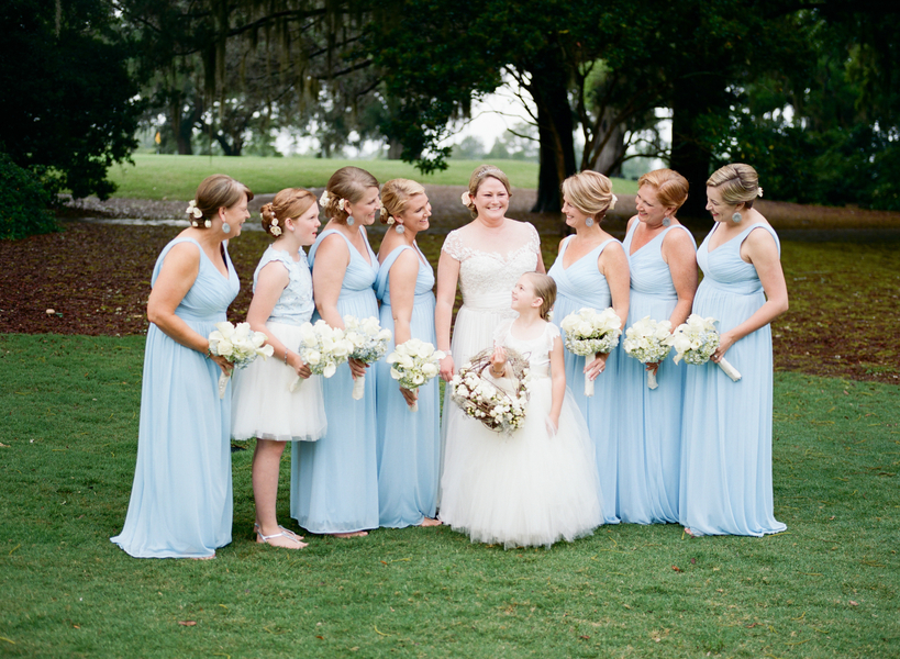 caleMyrtle Beach wedding at Caledonia Golf & Fish Club in Pawleys Island, South Carolina