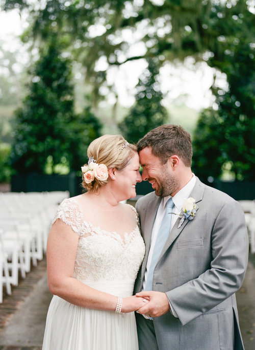 Myrtle Beach wedding at Caledonia Golf & Fish Club in Pawleys Island, South Carolina