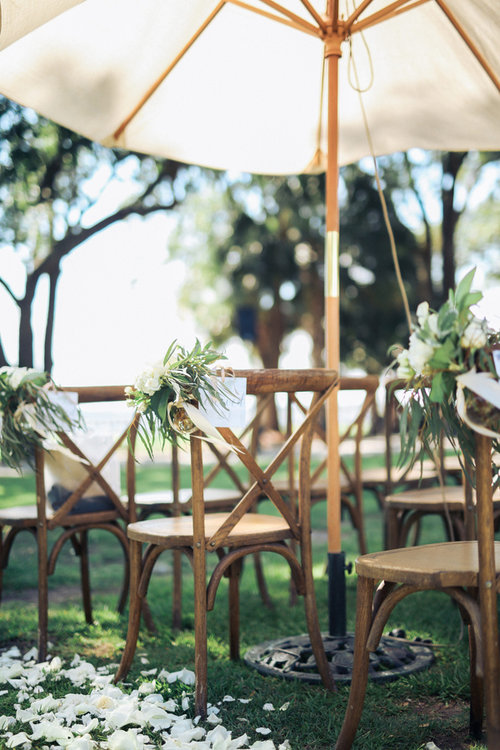Garden-style Charleston wedding at Lowndes Grove Plantation