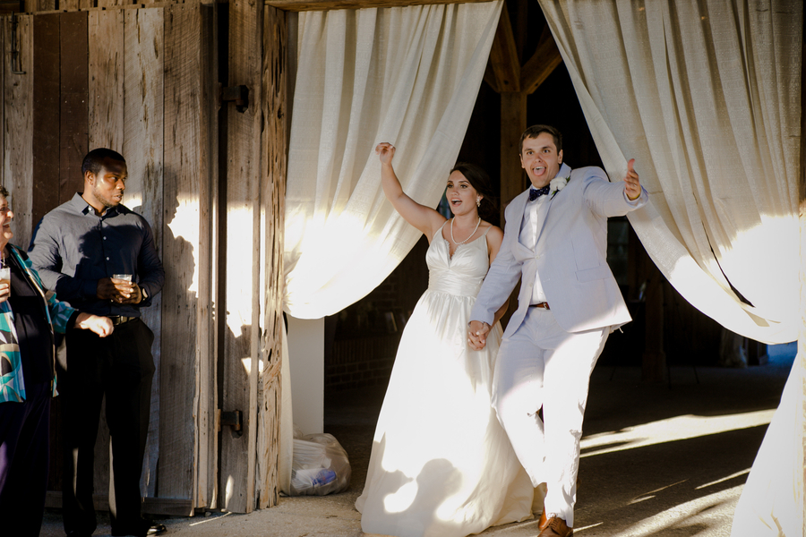 Katie & Jordan's South Carolina wedding at Boone Hall Plantation in Charleston