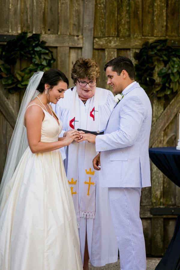 Katie & Jordan's Lowcountry wedding at Boone Hall Plantation in Charleston, South Carolina