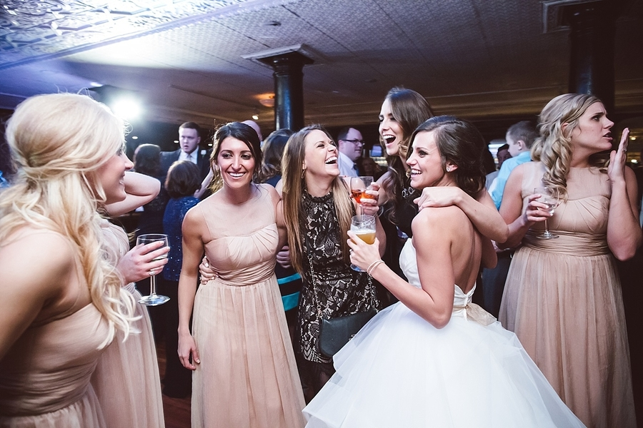 Courtney & Tommy's Charleston wedding at The Rice Mill Building