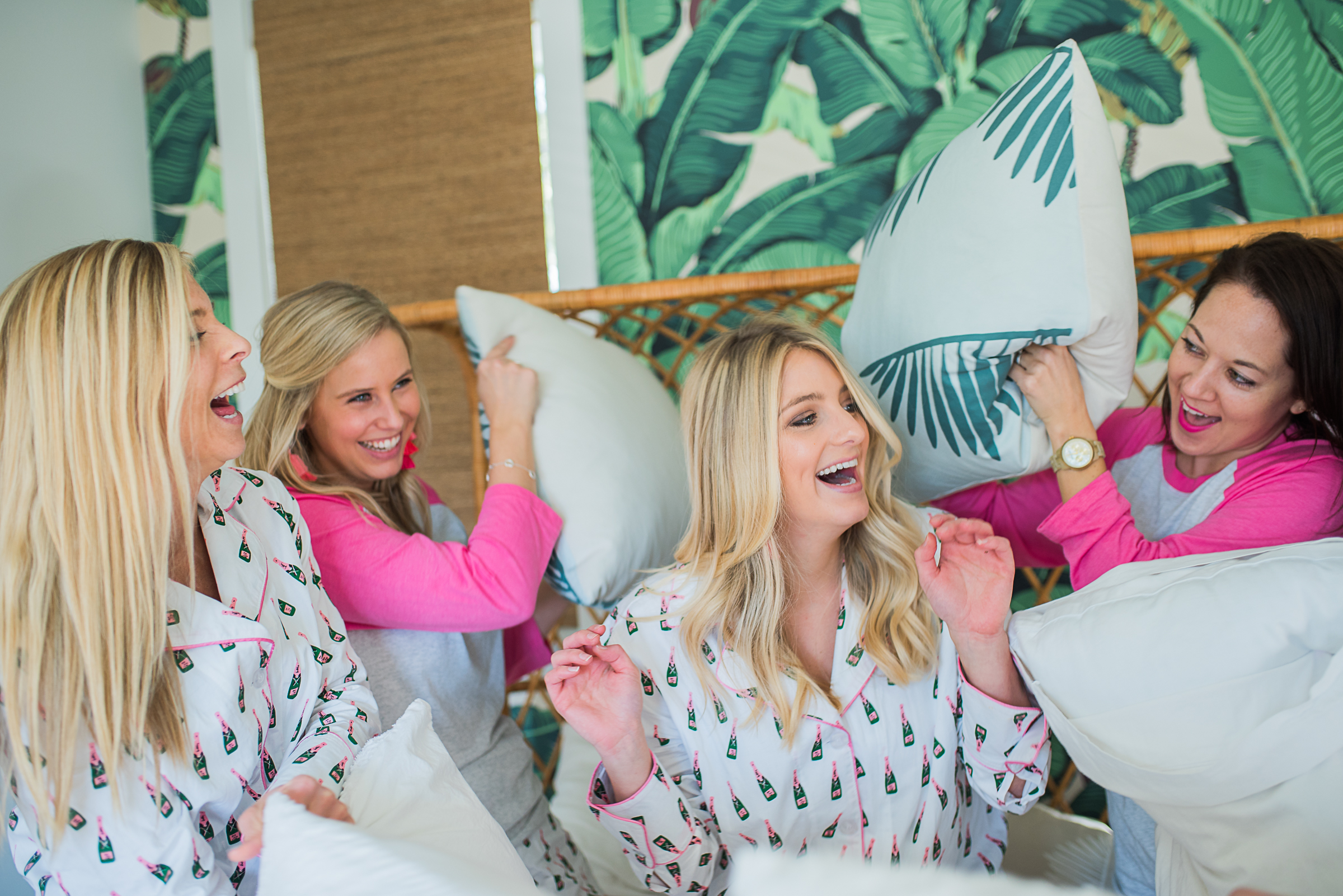 Girls slumber party for Valentines Day in Charleston, South Carolina  //  designed by Cayleigh Hopkins of The Petal Report  //  on A Lowcountry Wedding Magazine