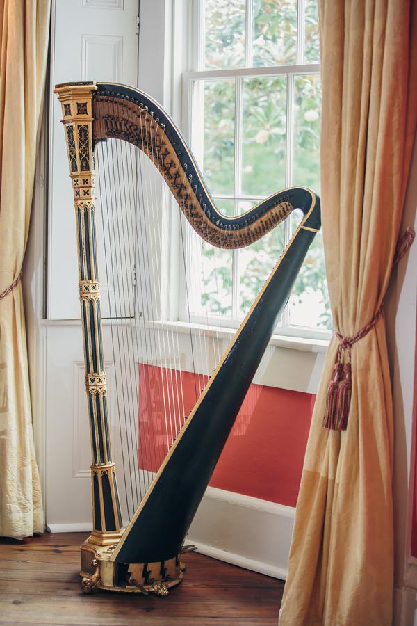 Charleston eclipse wedding at The William Aiken House  // A Lowcountry Wedding Magazine & Blog