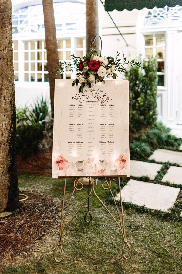 Deven & Justin's King & Prince Resort wedding //  Saint Simons Island wedding photos by River West Photography // A Lowcountry Wedding Magazine & Blog