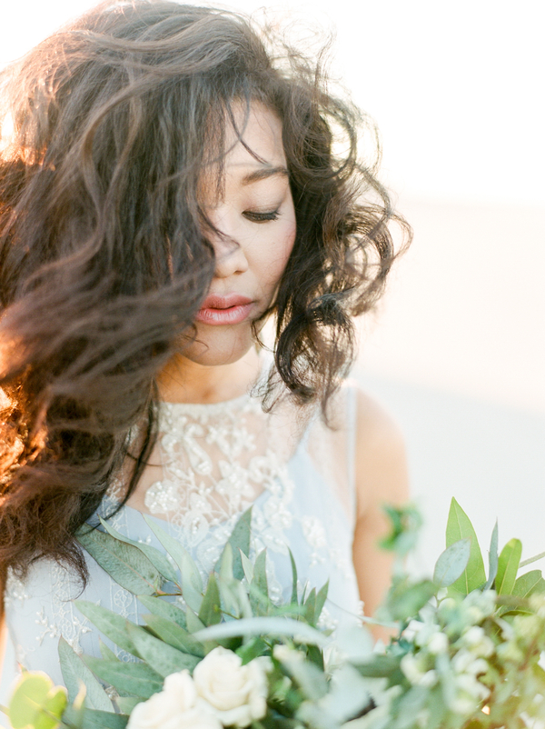 Hair & makeup by Beyond Beautiful by Heather  //  Savannah wedding photos by Dee Carlin Photography  //  on A Lowcountry Wedding Magazine & Blog